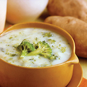 Idaho® Potato Broccoli Soup